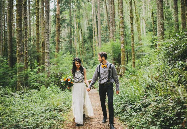 Témoignage – Mariage randonnée surprise