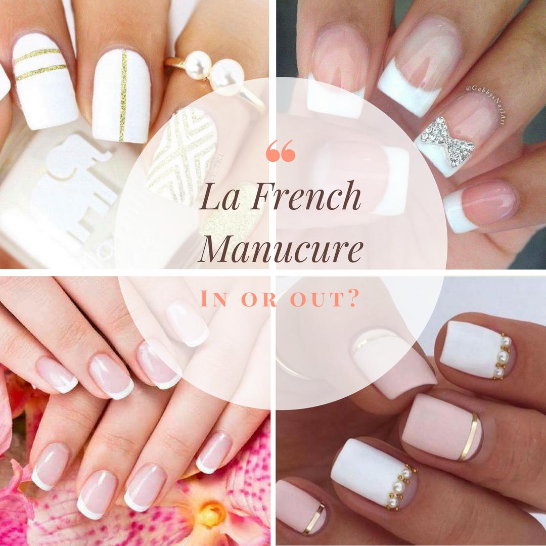 French Manucure, Et toi tu fais quoi pour ton D-Day?