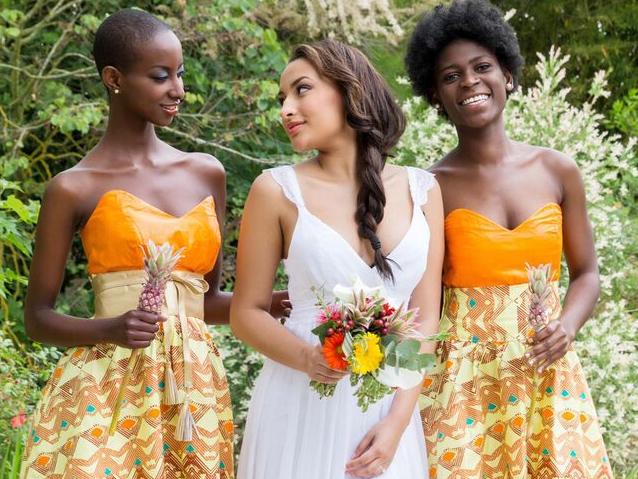 Mariage Wax Africain