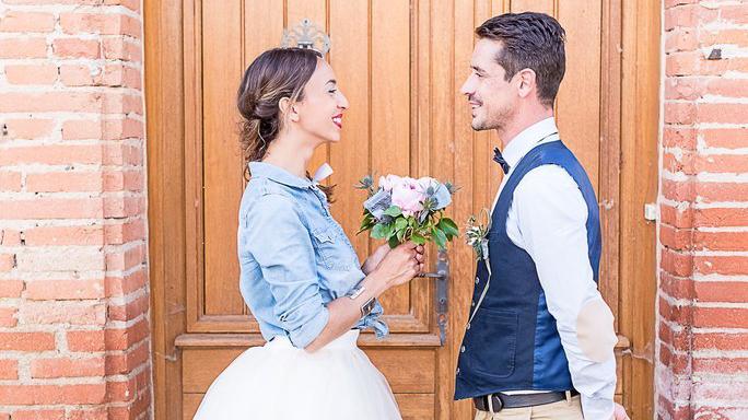 Mariage Denim Chic