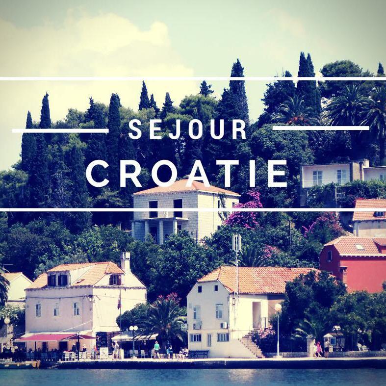 Une virée en Croatie –  Dubrovnik et ses environs