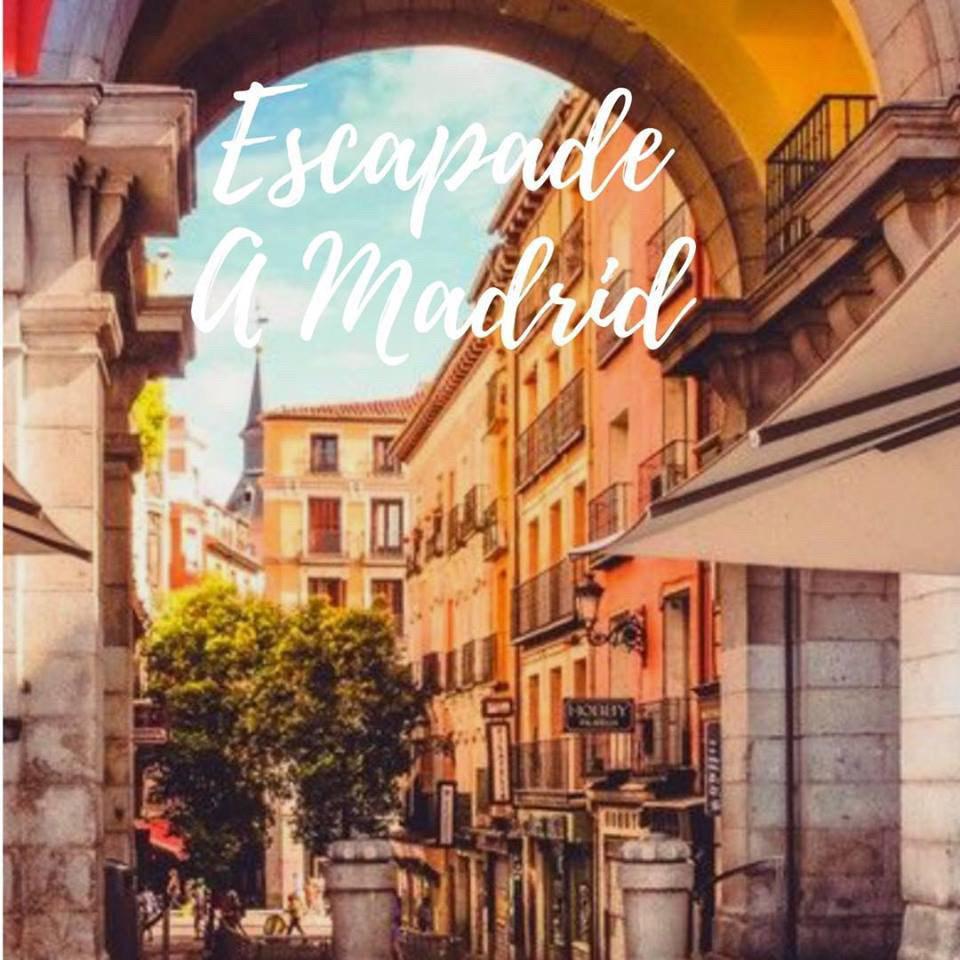 Escapade amoureuse – Un long séjour à Madrid