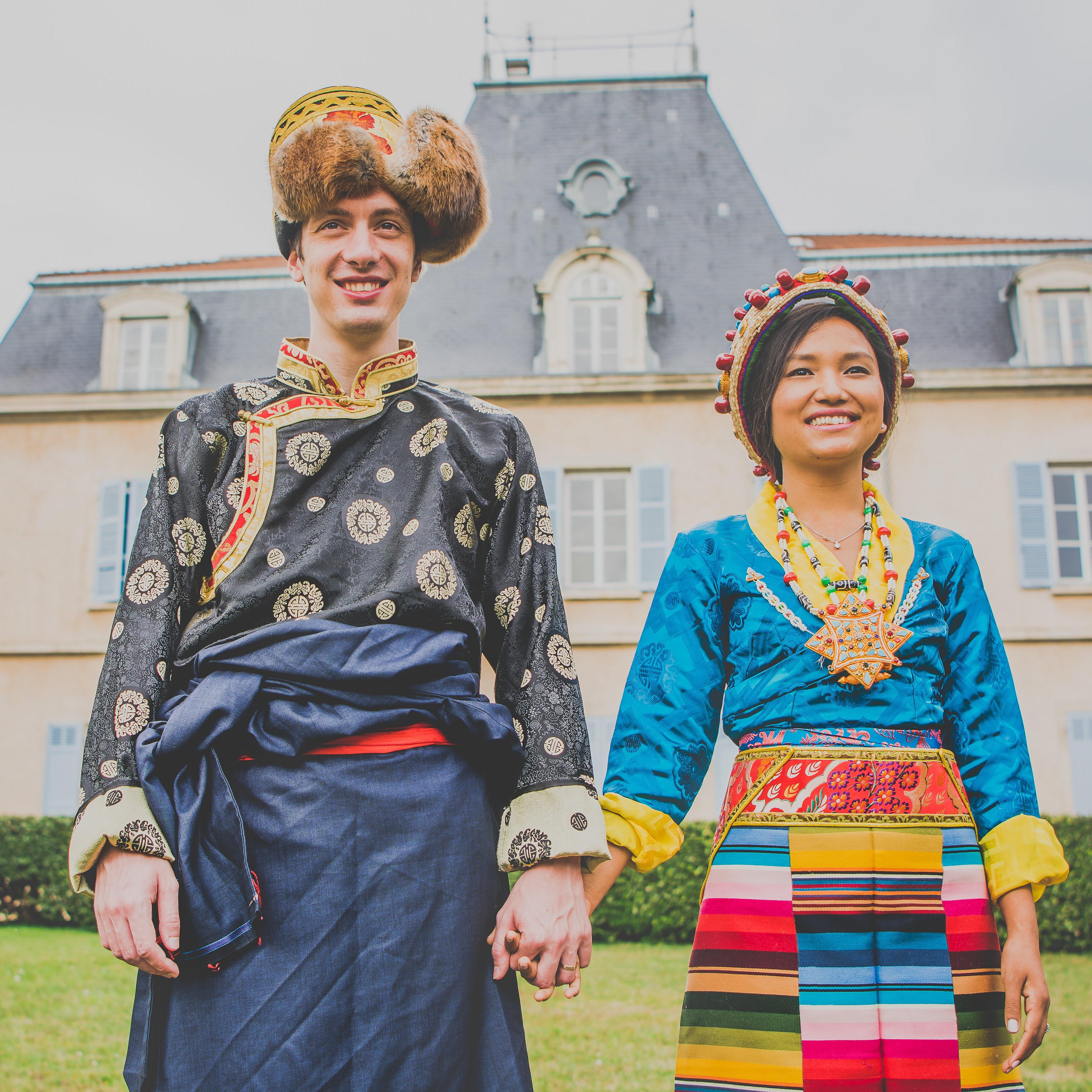 Le Mariage de Tenzin & Olivier – Trezors Photography