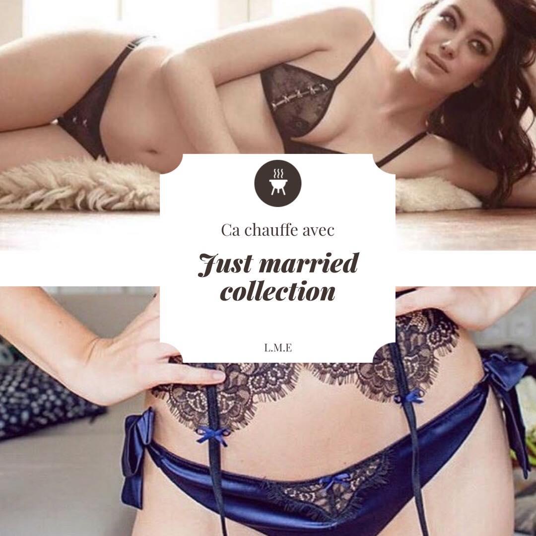 Just Married Collection – La Box qui apporte du piquant