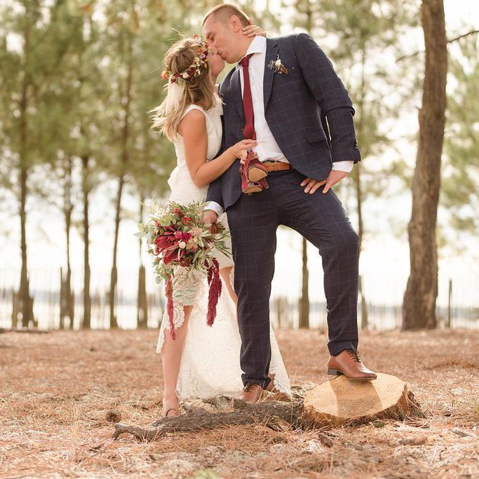 Le mariage de Virginie & Vincent – Par Véronique CHESNEL