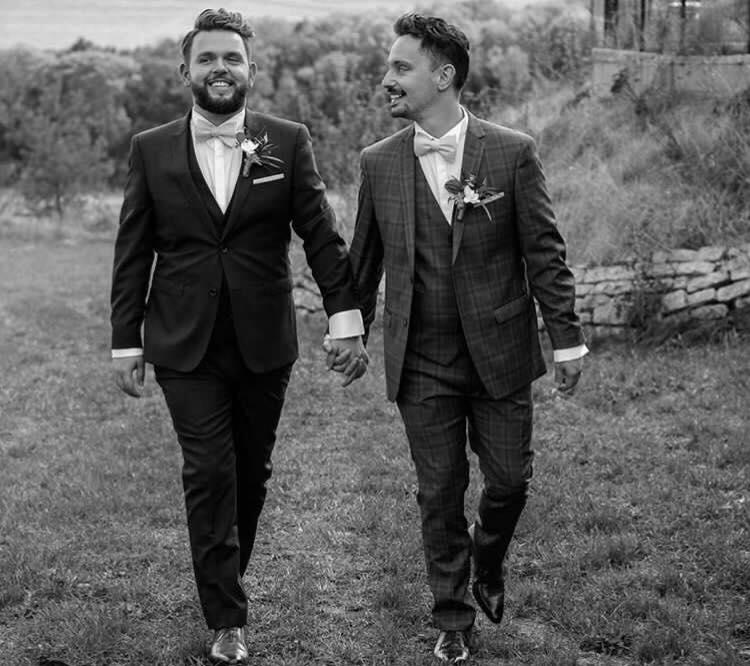 La fabuleuse union de Steven & Nathan