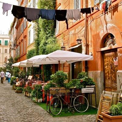Escapade amoureuse – A Rome