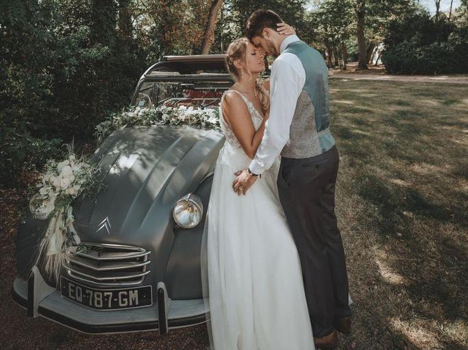 Un mariage en Auvergne