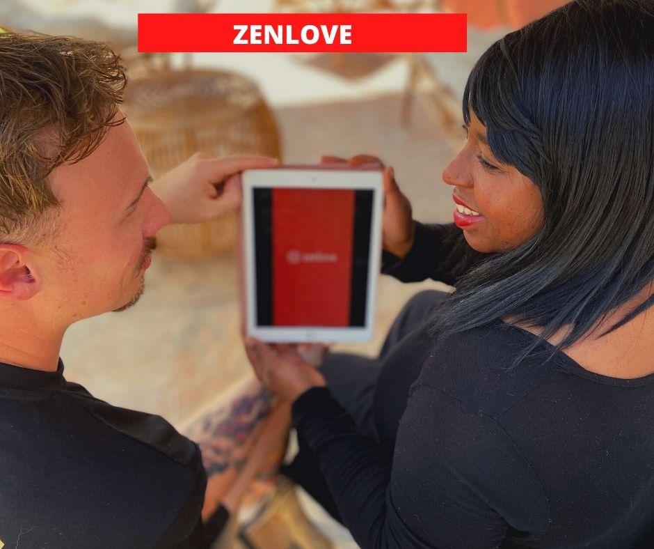 ZENLOVE application pour les couples